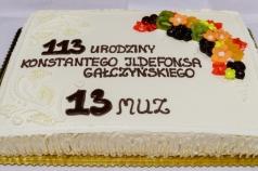 113 urodziny Konstantego Ildefonsa Gałczyńskiego