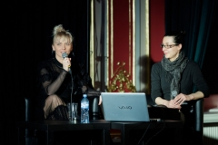 23.03.2018 Szczecin  13 Muz - Spotkanie z Sylwią RóżyckąFot. Robert Stachnik