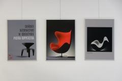 19.05.2021 Otwarcie wystawy - Duńskie wzornictwo w obiektywie Piotra Topperzera. Fot. Robert Stachnik.