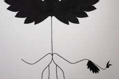 29.05.2021 Szczecin. 13 Muz Galeria Jedna Druga: Małgorzata Gurowska - Tam, gdzie rosną poziomki. Fot. Robert Stachnik