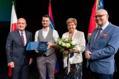 Inspektor Jass - Tomasz Licak - Ambasadorem Szczecina 2021