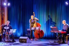 26.06.2021. Szczecin. 13 Muz. Koncert jazzowy Swing Live Trio. Fot.: Robert Stachnik.
