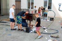 23.07.2021 Szczecin. Kosmiczne warsztaty techniczne. Fot. Robert Stachnik