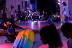 Niesamowite LED show - niezwykły pokaz światłem malowany dla dzieci