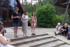 Polsko-niemiecko-ukraińskie warsztaty artystyczne Werkwoche 2021