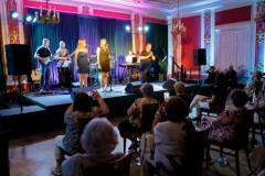 21.06.2021. Szczecin. 13 Muz. Poniedziałek Jazz Fana - Finaliści The Voice Senior  Fot. Robert Stachnik