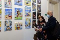 Przyjaciele Brunona - koncert my z delty i wystawa obrazów Brunona Tode