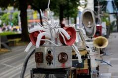 Roboty miejskie - Wystawa przyszłości w Alei Kwiatowej