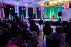 2.06.2021. Szczecin 13 Muz Salon Artystyczny Seniorów - Matka. Fot. Robert Stachnik