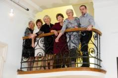 Salon Artystyczny Seniorów - Zbliża nas świąteczny czas
