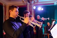 20.04.2021 Szczecińska Trzynastka Orkiestra Dęta. Fot. Robert Stachnik.