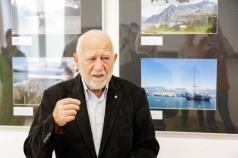 Wystawa Trzymam się morza i spotkanie z Maciejem Krzeptowskim