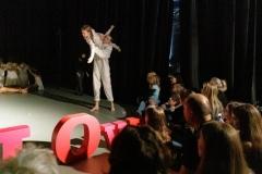 """01.12.2018 Szczecin 13 Muz """"Cukier"""" - spektakl Małego Teatru Tańca   Fot. Robert Stachnik."""