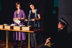19.08.2018 Szczecin 13 Muz Finał Europejskich warsztatów teatralnych.  Fot. Robert Stachnik