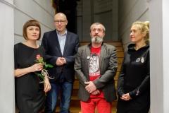 08.12.2017 Szczecin 13 Muz Uczucia religijne - wernisaż w Galerii Jedna Druga fot.Robert Stachnik