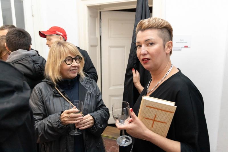 16.10.2019 Szczecin. I love plastique - Anna Orlikowska / Aleksandra Ska    Fot. Robert Stachnik
