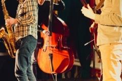 05.03.2018 Szczecin 13 Muz - Inspektor Jass na tropie. Jazz z historią w tle. Gość specjalny Marek Kądziela.      Fot. Robert Stachnik