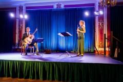 22.09.2020. Szczecin 13 Muz Koncert Kameralny The Six & Sax Duo oraz Duo Aliada.   Fot. Robert Stachnik