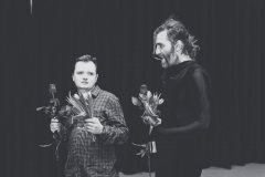 """03.03.2018  Szczecin 13 Muz  Spektakl taneczny: """"Maciej K.""""  Fot. Robert Stachnik"""