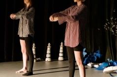 Mały Teatr Tańca - Ja przyjaciel - premiera