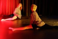 """30.03.2019 Szczecin  Mały Teatr Tańca: """"Ja przyjaciel"""" - premiera  Fot. Robert Stachnik"""