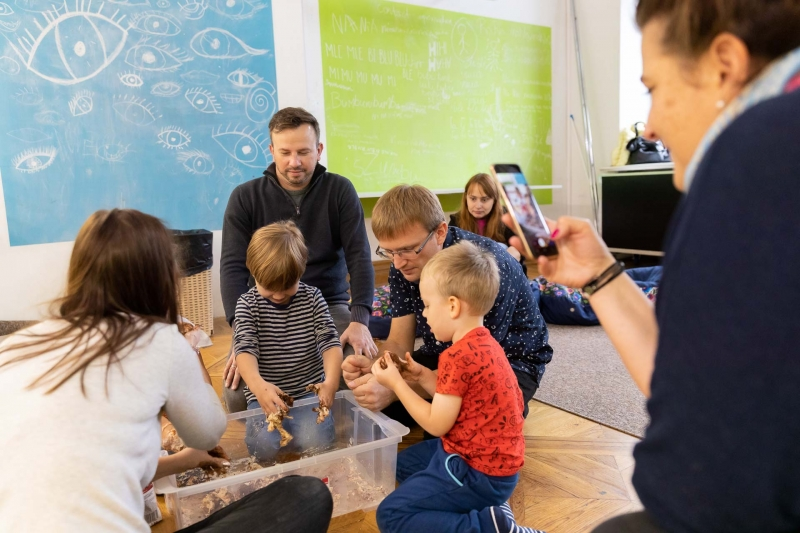 21.09.2019 Szczecin. 13 Muz Paluchowe warsztaty. Fot. Robert Stachnik