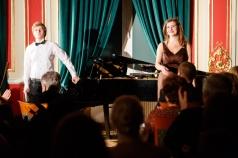 Recital: Sandra Klara Januszewska & Aleksy Kornicz