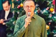 """18.12.2017 Szczecin 13 Muz """"Opowieść przedwigilijna"""" - Grupa Teatralna  ze Szczecińskiego Humanistycznego Uniwersytetu Seniora (SHUS) oraz wspólne kolędowaniefot.Robert Stachnik"""