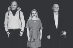 "28.11.2018 Szczecin  13 Muz  ""Ja, Feuerbach"" - spektakl teatralny. Fot. Robert Stachnik"