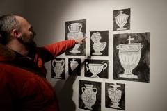 28.03.2018 Szczecin  13 Muz Galeria Jedna Druga: Stos     Fot. Robert Stachnik