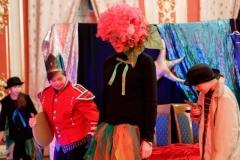 Szczecin 13 Muz Feryjne warsztaty teatrale projekt Sztuka Inkluzji.    fot.Robert Stachnik