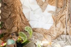 """08.04.2018 Szczecin 13 Muz """"Tajemniczy ogród"""" - start najnowszego placu zabaw Galerii Tworzę się. Fot. Robert Stachnik"""