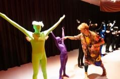 Taneczny Tydzień Dziecka - Patchworkowe stworki