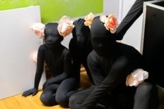 29.05.2019 Szczecin. 13 Muz. Taneczny Tydzień Dziecka: Patchworkowe stworki.   Fot. Robert Stachnik