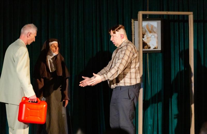 "19.05.2019 Szczecin. Rysy"" - premiera spektaklu teatru ""TeART na Raz""    Fot. Robert Stachnik"