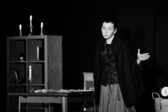 """08.09.2017 Szczecin Teatr Boscha. Spektakl teatralny pt. """"W promieniach"""". fot.Robert Stachnik"""