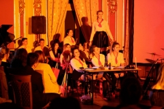 """17.03.2017 Szczecin """"Drogi Polaków do Wolności"""" (musical) fot.Robert Stachnik"""