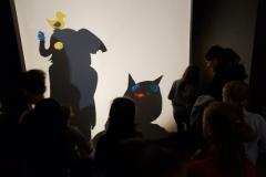 09.04.2017 Szczecin Teatralny plac zabaw.Laboratorium teatru cieni.Fot.Robert Stachnik