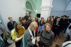 25.10.2017 Szczecin 13 Muz Wernisaż wystawy Marka Cecuły i Izabeli Jadach fot.Robert Stachnik
