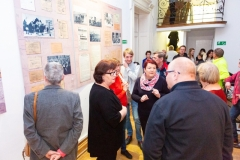"""Wernisaż wystawy - """"Pionierskie lata Szczecina (1945-1948)"""""""