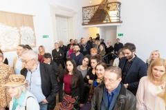 17.04.2018 Szczecin  13 Muz Wernisaż wystawy: Symbol.     Fot. Robert Stachnik