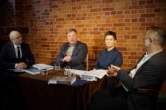 Zakochani w Szczecinie - Rozmowa o literackim Szczecinie