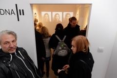 """12.12.2018 Szczecin 13 Muz """"Moi starzy"""", wernisaż wystawy w Galerii JEDNA DRUGA   Fot. Robert Stachnik"""