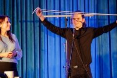 27.01.2019 Szczecin 13 Muz The One Magic Show  Fot. Robert Stachnik