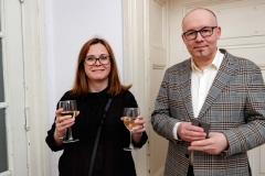 """05.04.2019 Szczecin Wernisaż wystawy """"Cztery oczy"""" - galeria 1 I 2  Fot. Robert Stachnik"""
