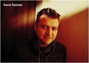 Czwartki Literackie 13 Muz - spotkanie z Karolem Samselem