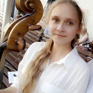 """Koncert wiolonczelistki Bronisławy Sajek z cyklu """"Harmonie"""""""
