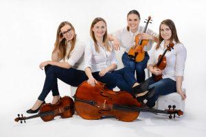 "Strings Girls Band - ""Cztery pory roku"""