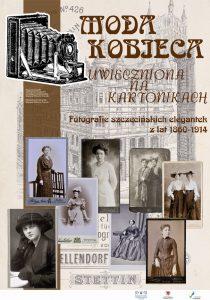 Szczecińskie elegantki z przełomu wieków