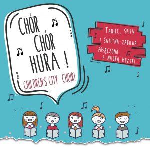 """Podróże małe i duże"" - koncert Children's City Choir"